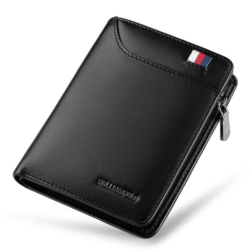Genuine Leather Men Wallet With Card Holder