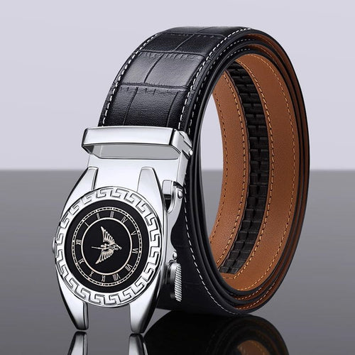 New Fashion Classice Automatic Buckle Men Belt High Quality