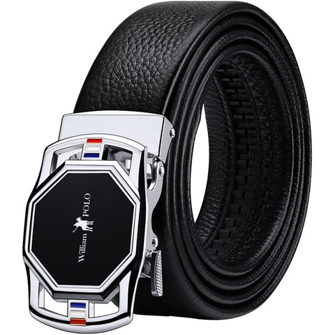 Leather Belt Men Top Quality Genuine Luxury Leather Belts for Men