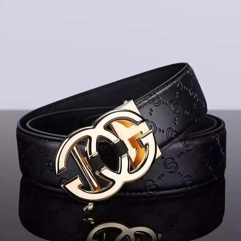 Genuine Leather G Belt