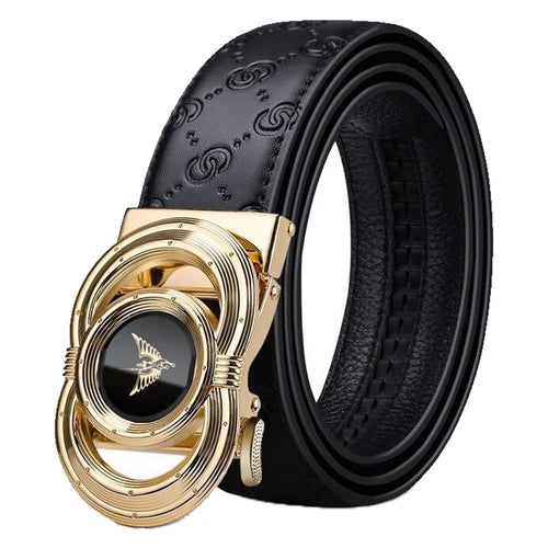 High Quality Casual Genuine Leather Men Belt