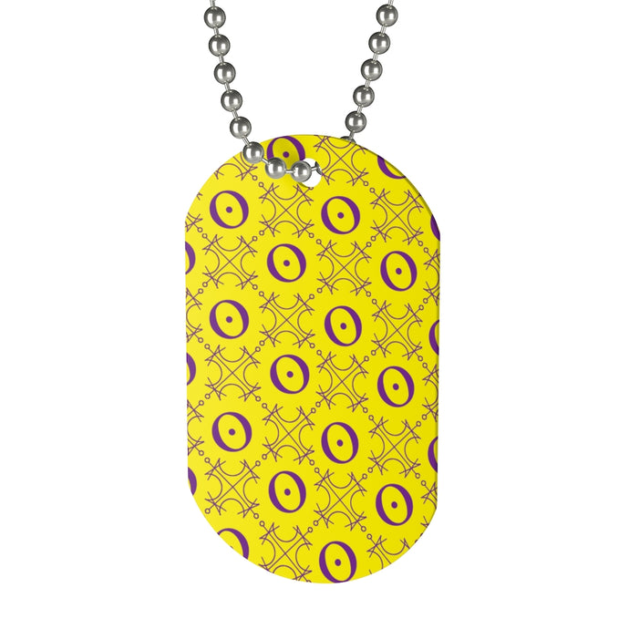 Sol Seal Dog Tag