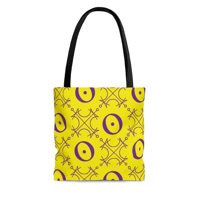 Sol Seal AOP Tote Bag