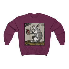 Load image into Gallery viewer, Jack the Rabbit Unisex Heavy Blend™ Crewneck Sweatshirt