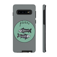 Load image into Gallery viewer, Pisces Vintage Tough Cases