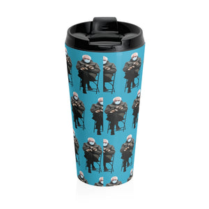 Bernie Stainless Steel Travel Mug