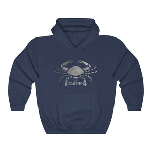 Cancer Moon Unisex Heavy Blend™ Hooded Sweatshirt