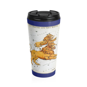 Leo Major & Leo Minor Stainless Steel Travel Mug