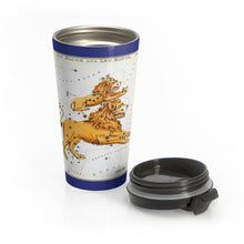Load image into Gallery viewer, Leo Major & Leo Minor Stainless Steel Travel Mug