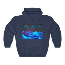 Load image into Gallery viewer, Save The Aboleths Unisex Heavy Blend™ Hooded Sweatshirt