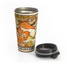 Load image into Gallery viewer, L'Ermitage Stainless Steel Travel Mug