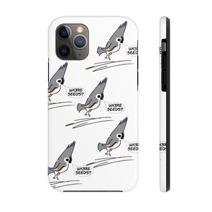 Homgry Birb  Case Mate Tough Phone Cases