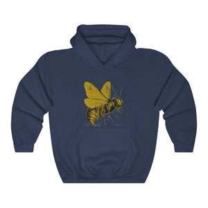 Beelzebub Unisex Heavy Blend™ Hooded Sweatshirt