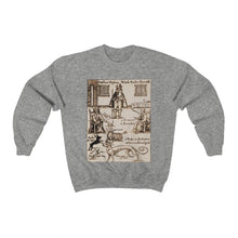 Load image into Gallery viewer, Witchfinder Generall Unisex Heavy Blend™ Crewneck Sweatshirt