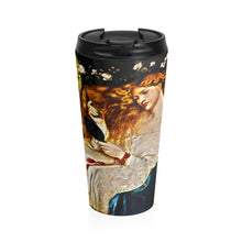 Load image into Gallery viewer, Lady Lilith Stainless Steel Travel Mug