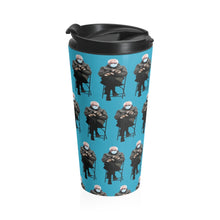 Load image into Gallery viewer, Bernie Stainless Steel Travel Mug