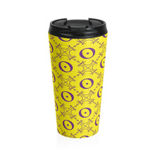 Load image into Gallery viewer, Sol Seal Stainless Steel Travel Mug