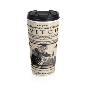 Discovery of a VVitch Stainless Steel Travel Mug