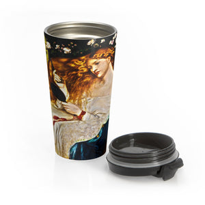 Lady Lilith Stainless Steel Travel Mug