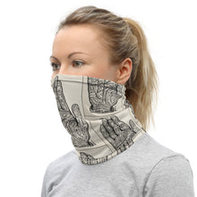 Load image into Gallery viewer, The Palm Lines Face Mask/Neck Gaiter