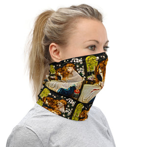 Lady Lilith Face Mask/Neck Gaiter