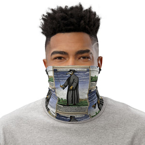 The Plague Doctor Face Mask/Neck Gaiter