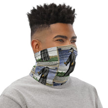 Load image into Gallery viewer, The Plague Doctor Face Mask/Neck Gaiter