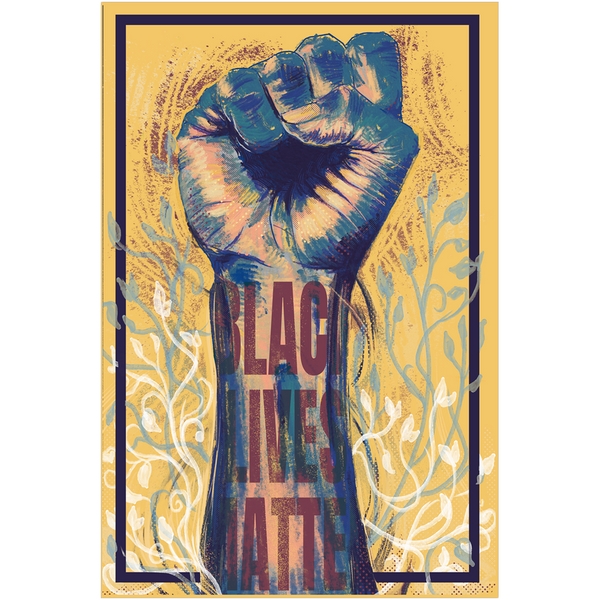 Black Lives Matter Fine Art Print