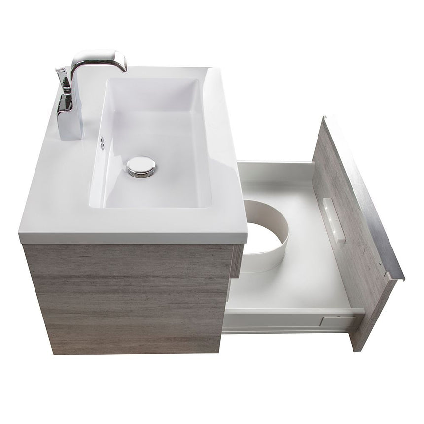 Trough Floating Vanity - O&N Floating Vanity
