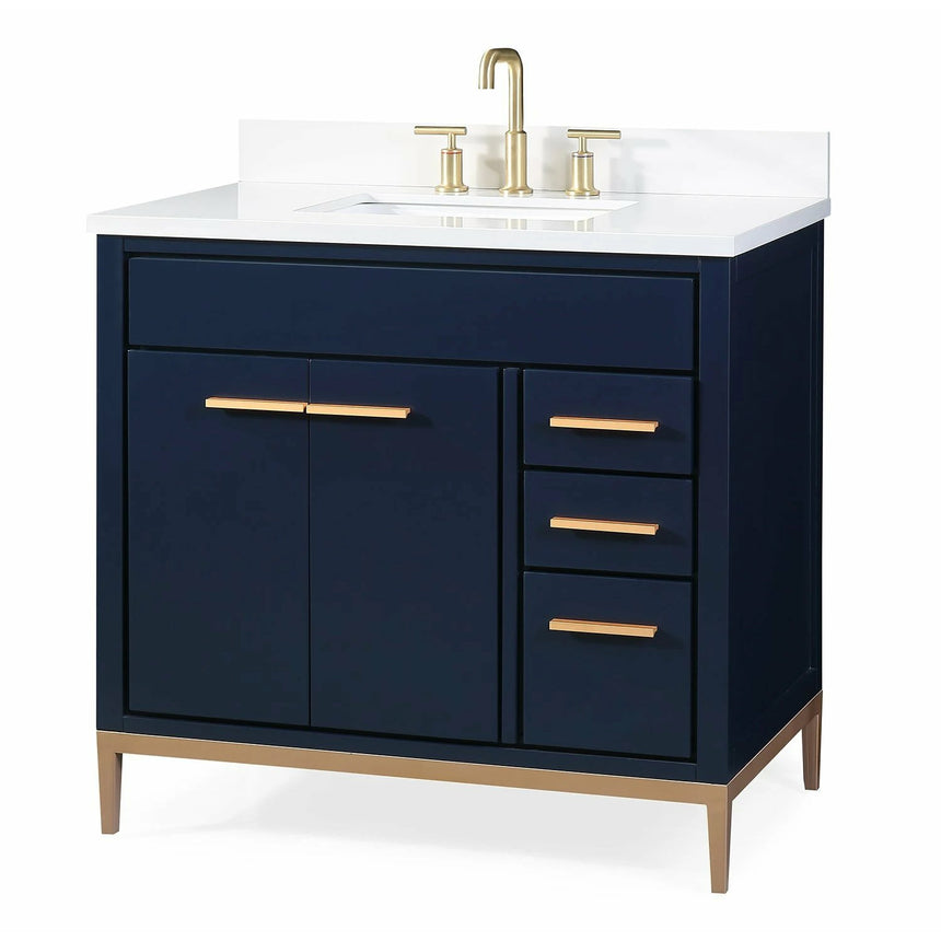 Catellani Modern Vanity - O&N Floating Vanity
