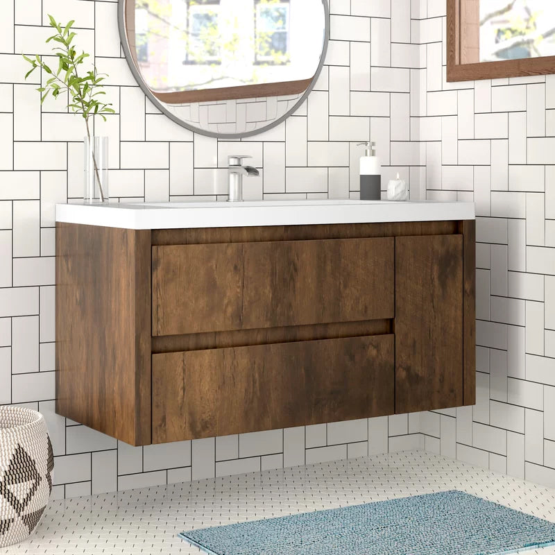 Ossido Floating Vanity - O&N Floating Vanity