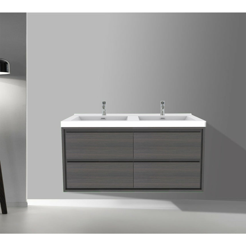 Saggia Floating Vanity - O&N Floating Vanity