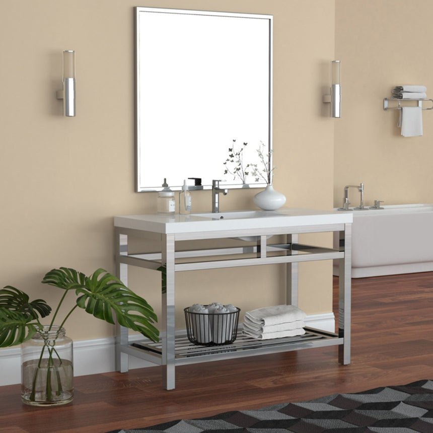 Hutton Console Vanity - O&N Floating Vanity