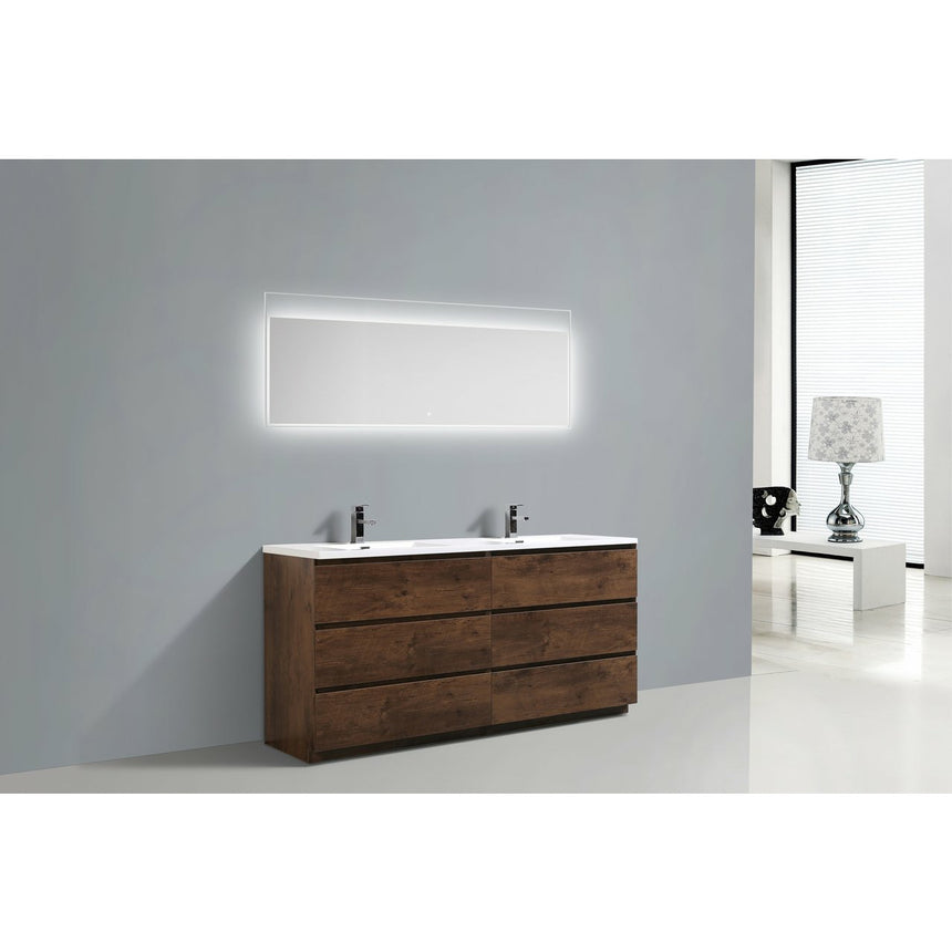 Monterey Modern Vanity - O&N Floating Vanity