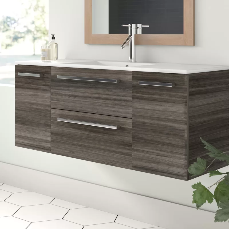 Cela Floating Vanity - O&N Floating Vanity
