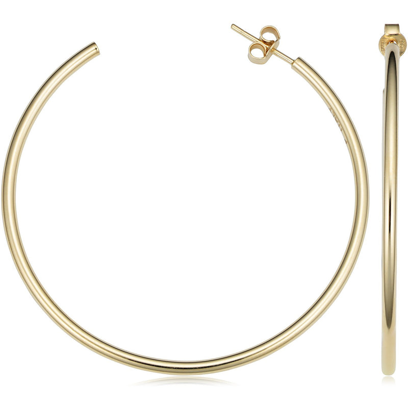 "The Perfect Gold Hoop 1.75"" (Thin)"