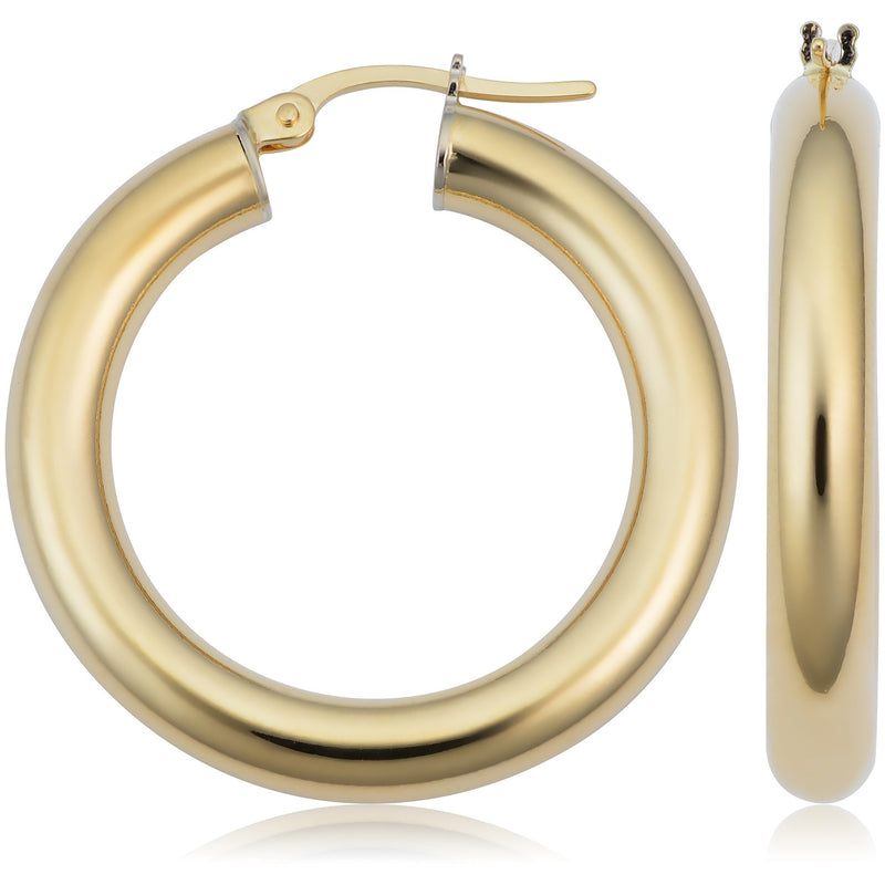 The Perfect Gold Hoop 20mm (Thick)