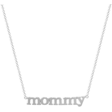 """Mommy"" Necklace"