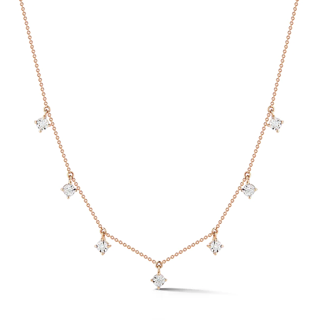 Ava Bea Station Necklace