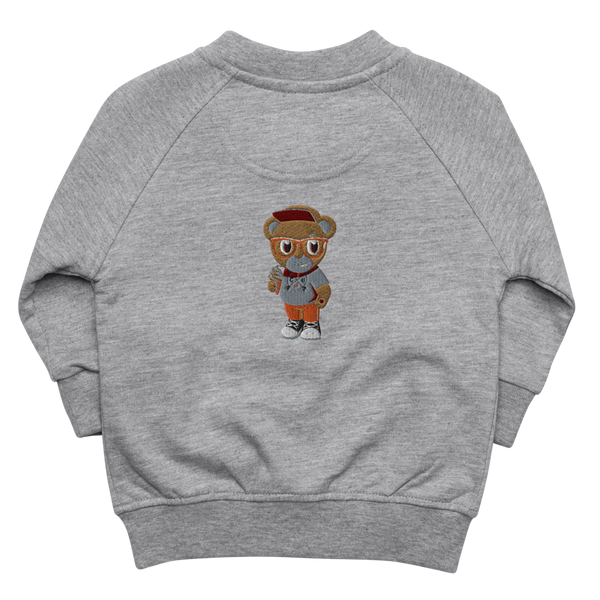 Pook The Bear Baby Organic Bomber Jacket