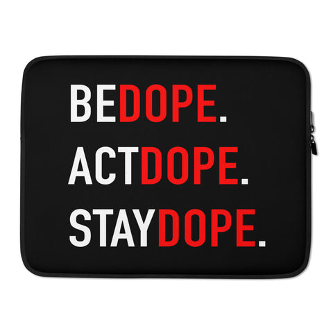 BeDope Laptop Sleeve