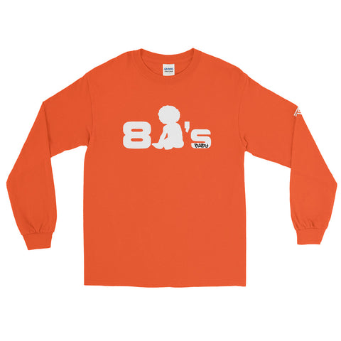 80's Baby Long Sleeve T-Shirt