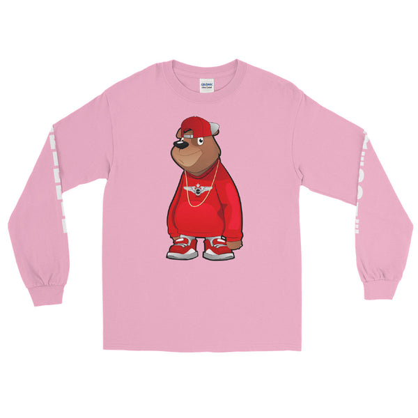 Freddie The Bear Long Sleeve T-Shirt