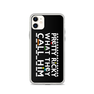 Pretty Ricky iPhone Case