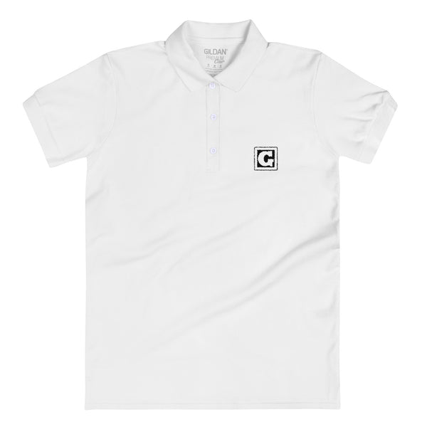God Made Me Dope Women's Polo Shirt
