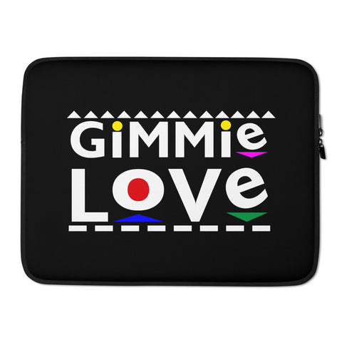 Gimme Love Laptop Sleeve