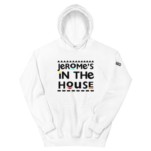 Jerome's In The House Unisex Hoodie