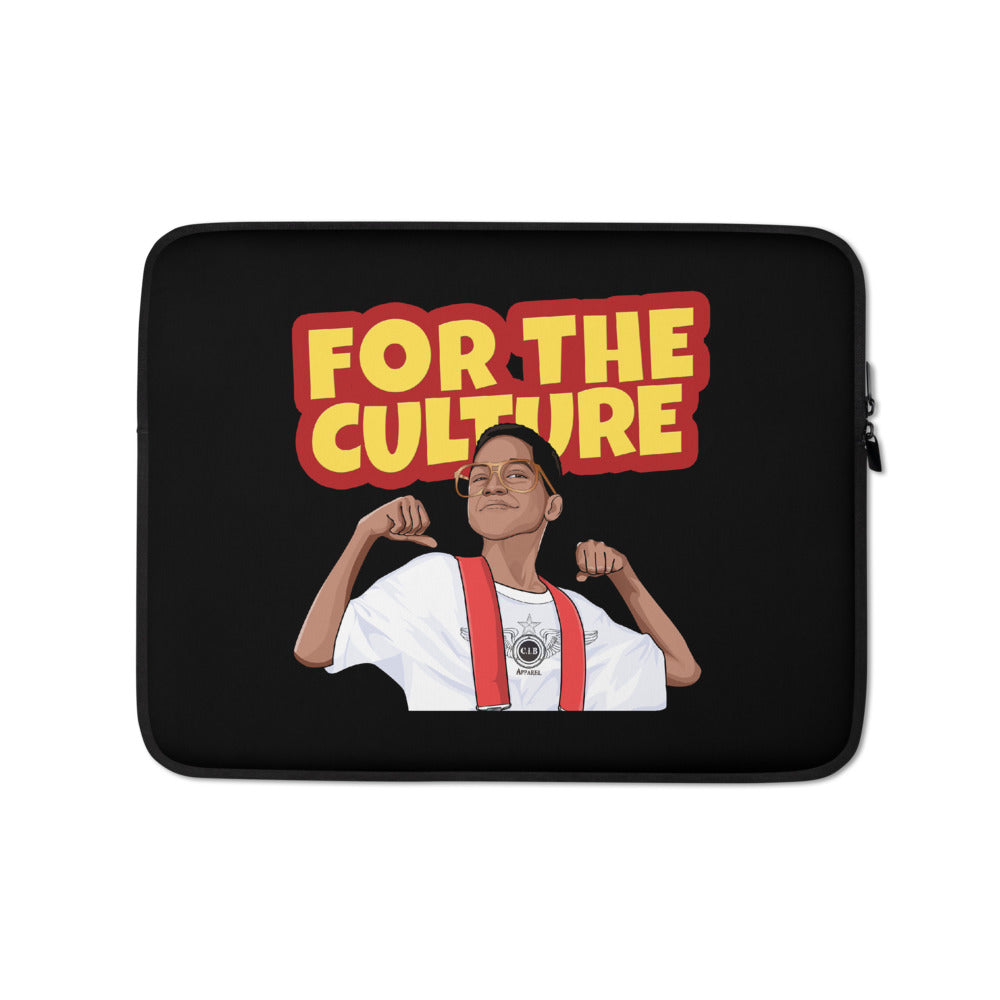 For The Culture (Steve Urkel) Laptop Sleeve
