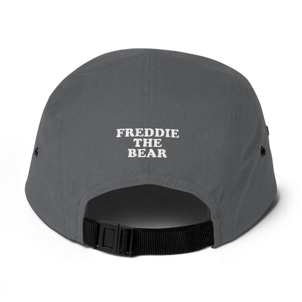 Freddie The Bear 5 Panel Camper