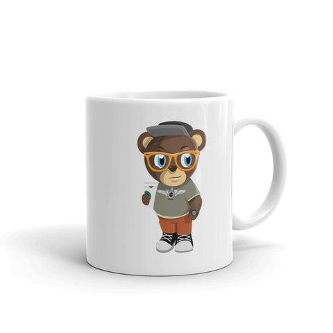 Pook The Bear Mug